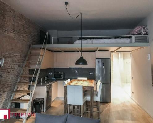 Reforma de piso pequeño